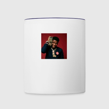 NBA YOUNGBOY - Contrast Coffee Mug