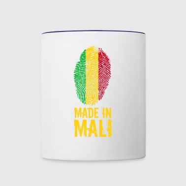 Made In Mali - Contrast Coffee Mug