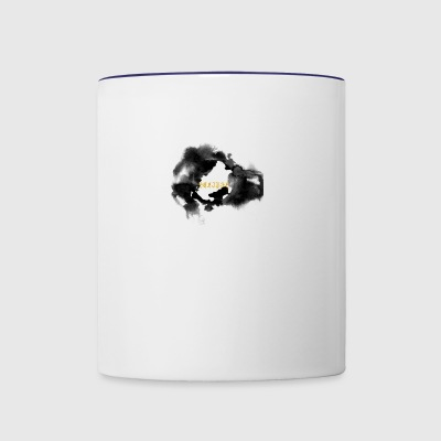 Eclipse, Total Eclipse, Total Solar Eclipse - Contrast Coffee Mug