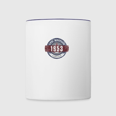Limited Edition 1953 - Contrast Coffee Mug