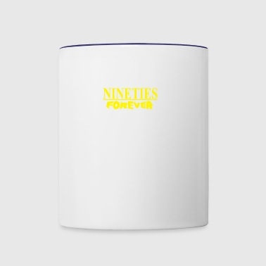 Nineties Forever - Contrast Coffee Mug