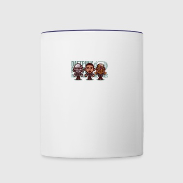 Get Lucky - Contrast Coffee Mug