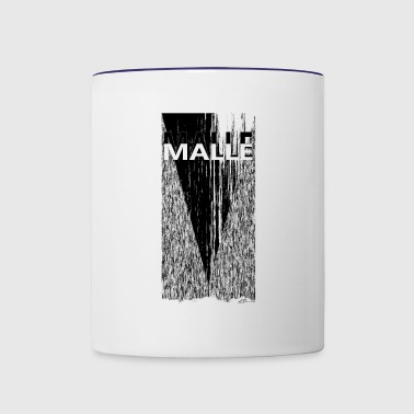 Malle Crazy - Contrast Coffee Mug