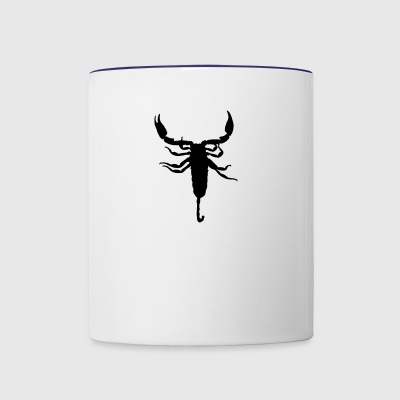 Scorpion - Contrast Coffee Mug