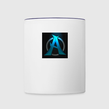 avatar - Contrast Coffee Mug