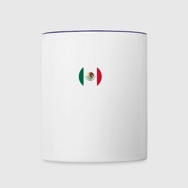 MADE IN MEXICO CITY - Contrast Coffee Mug