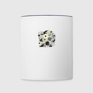 Solar Eclipse, Total Solar Eclipse - Contrast Coffee Mug