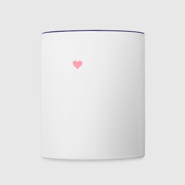 ...love Me! - Contrast Coffee Mug