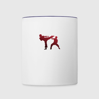 Karate - Contrast Coffee Mug