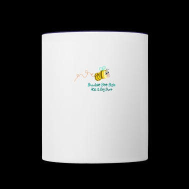 Bumble Bee Bob T shirt 300 - Contrast Coffee Mug