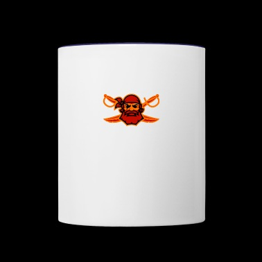 Pirate - Contrast Coffee Mug