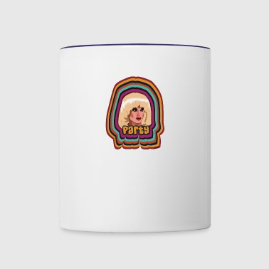 Katya Zamolodchikova Party - Contrast Coffee Mug
