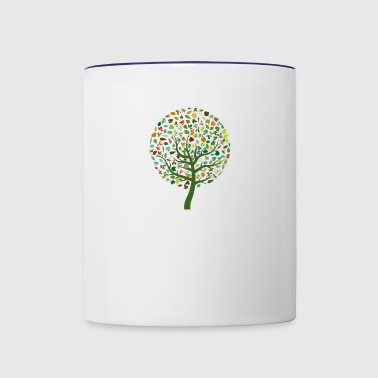 Nature - Contrast Coffee Mug