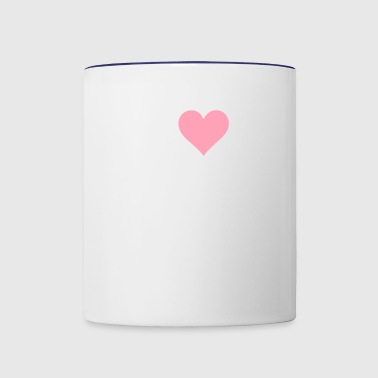 I Love My Boyfriend! - Contrast Coffee Mug
