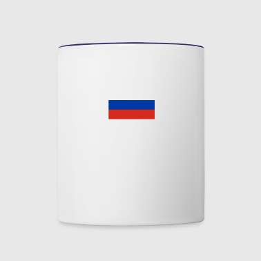Russian superpower - Contrast Coffee Mug