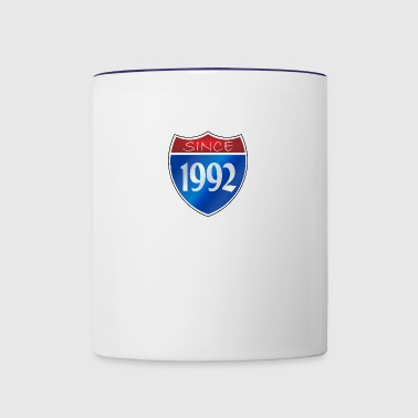 Since 1992 - Contrast Coffee Mug