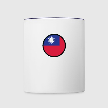 Marked By Taiwan - Contrast Coffee Mug