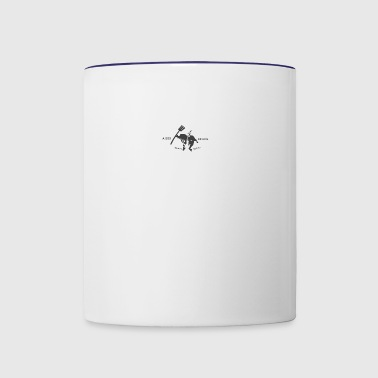 Mont Ventoux. Alps. Mountains - Contrast Coffee Mug