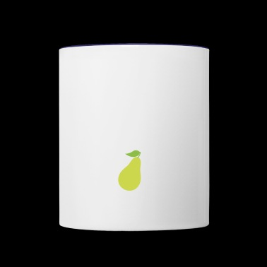 Grow A Pair - Contrast Coffee Mug