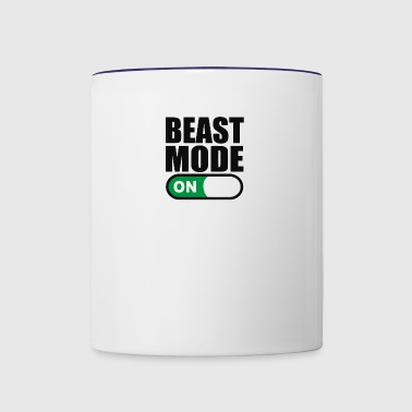 Mode On - Contrast Coffee Mug