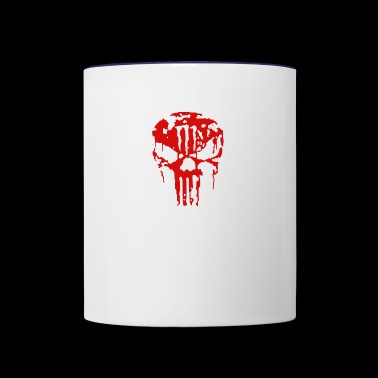 Gym Crossfit - Contrast Coffee Mug