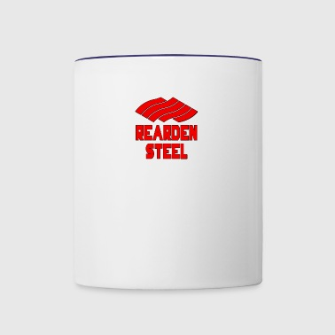 Rearden Steel Atlas - Contrast Coffee Mug