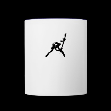 The Clash - Contrast Coffee Mug