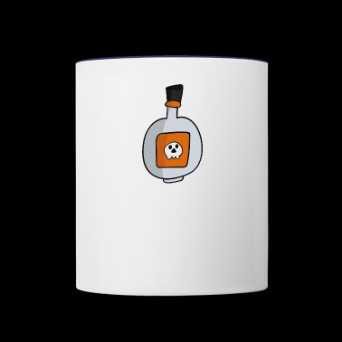 potion 1 - Contrast Coffee Mug