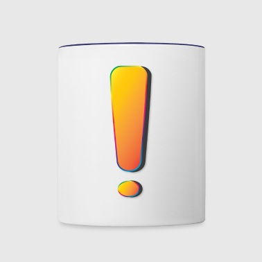 Offense Logo - Contrast Coffee Mug
