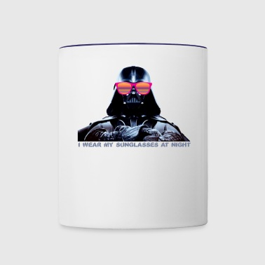 Darth Shader - Contrast Coffee Mug