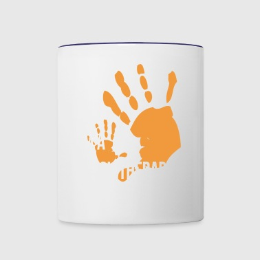 Trust Me I m a Physiotherapist Funny Physiotherapy - Contrast Coffee Mug