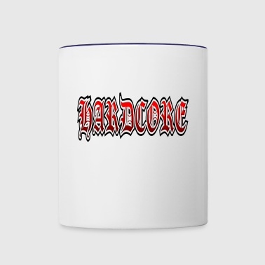 Hardcore - Contrast Coffee Mug