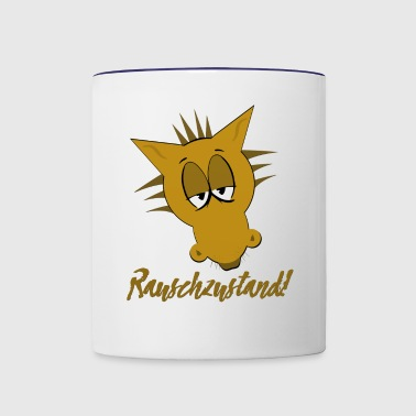 Drunkenness - Contrast Coffee Mug
