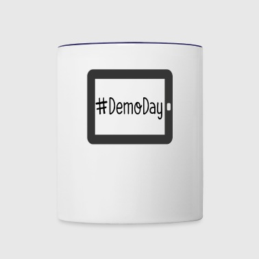 Demo Day - Contrast Coffee Mug