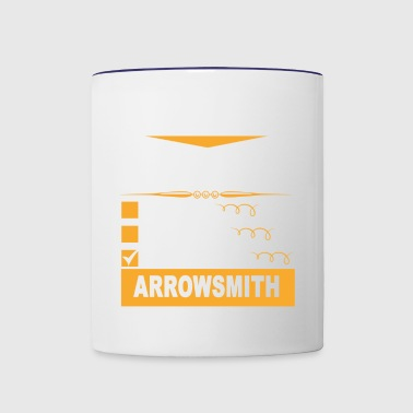 Relationship Status taken by a ARROWSMITH - Contrast Coffee Mug