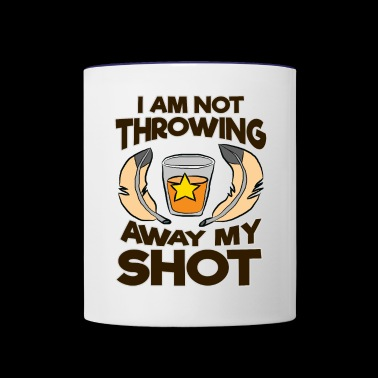 SHOT - Contrast Coffee Mug