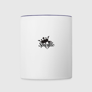 Sparkle - Contrast Coffee Mug