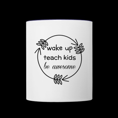 Teaching - Contrast Coffee Mug