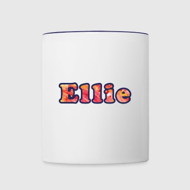 Ellie - Contrast Coffee Mug
