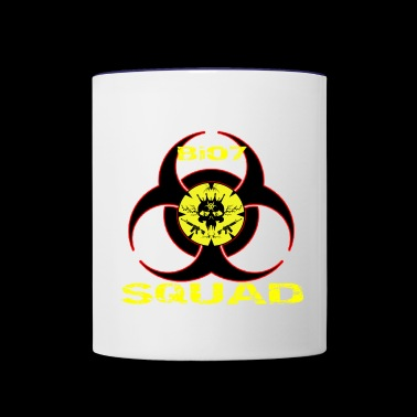Bio7 Clan - Contrast Coffee Mug