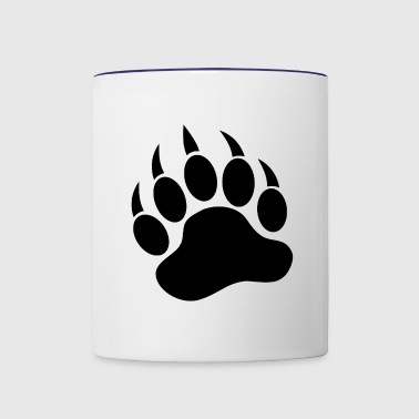 Paws - Contrast Coffee Mug