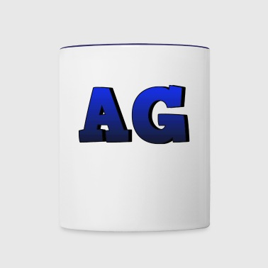 AG - Contrast Coffee Mug