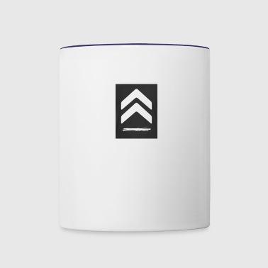 Arrows - Contrast Coffee Mug
