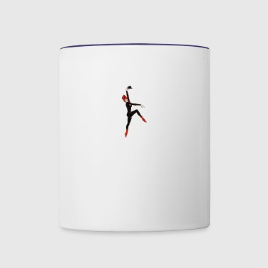 Broadway Dancer - Contrast Coffee Mug