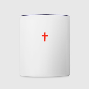 AnGeL's red cross - Contrast Coffee Mug