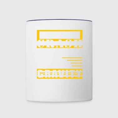 Dirt Bike Shirt - Contrast Coffee Mug