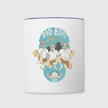 Bad Boys - Contrast Coffee Mug