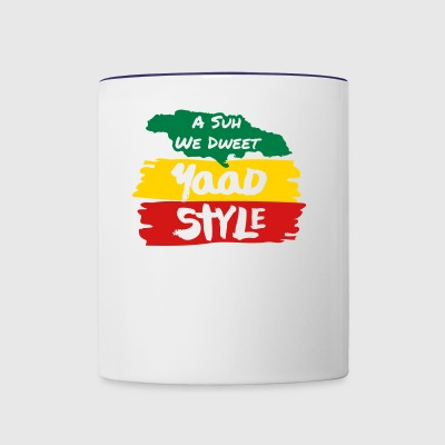ShirtDesign YaadStyle - Contrast Coffee Mug
