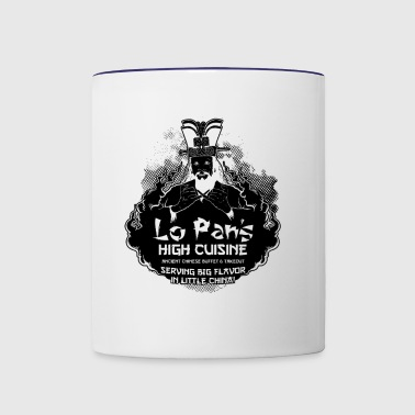 Lo Pan s High Cuisine - Contrast Coffee Mug