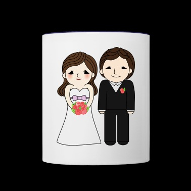 marriage - Contrast Coffee Mug